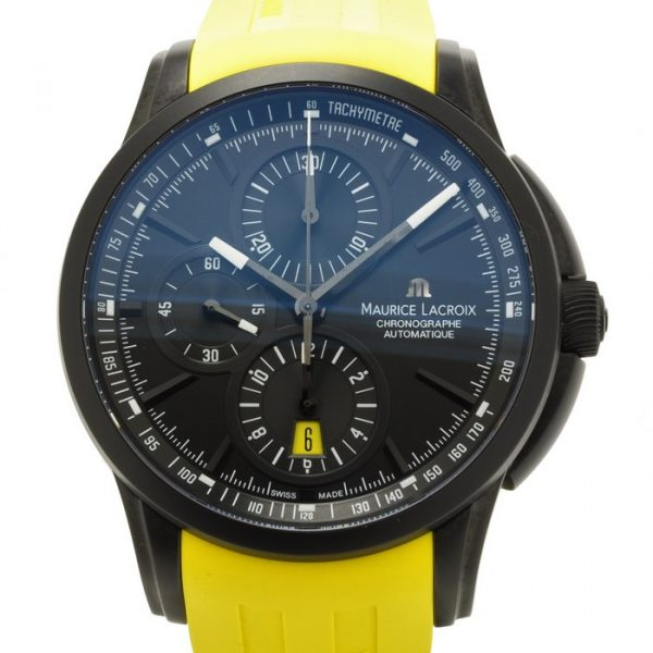 Maurice Lacroix Pontos The OLYMPIANS APOLLO Limited Edition Horloge PT6188-SS001-331
