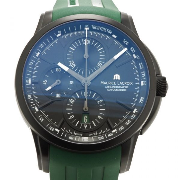 Maurice Lacroix Pontos The OLYMPIANS PAN Limited Edition Horloge PT6188-SS001-331
