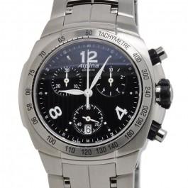 Alpina Avalanche Chronographe quartz 36 mm Horloge 350LBBB2A6B