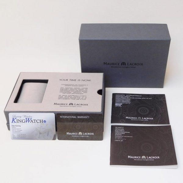 Maurice Lacroix Quartz Box Manual
