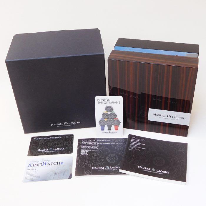 Maurice Lacroix  Box #