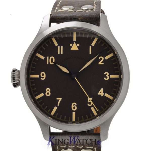 AZIMUTH MILITARE-1 BOMBARDIER VI LIMITED EDITION Horloge