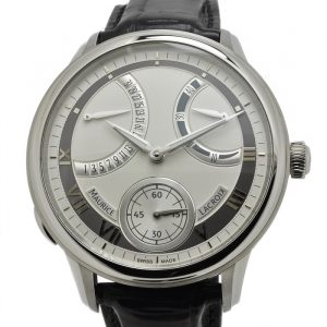 Maurice Lacroix Masterpiece Retrograde MP7268-SS001-110