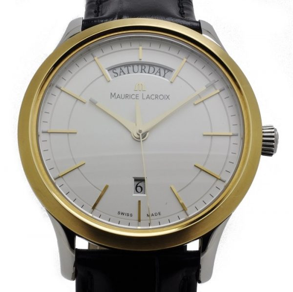 Maurice Lacroix Les Classiques Day Date Watch LC1007-SY021-130
