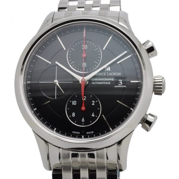 Maurice Lacroix Les Classiques Chrono Valjoux LC6058-SS002-332 Exclusieve horloges Groningen