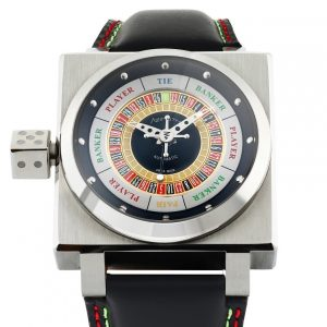 AZIMUTH King Casino Automaat Roulette Baccarat Game Horloge