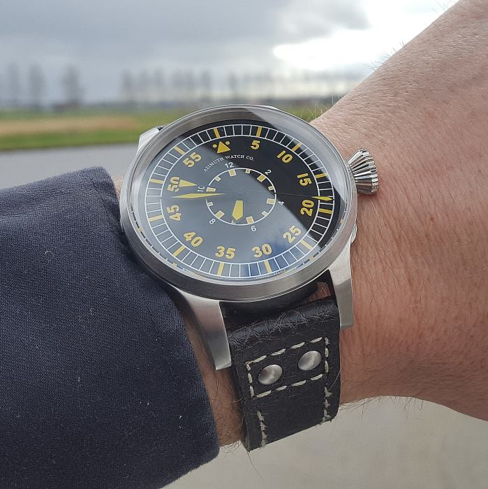 Azimuth Militare B Uhr Inner Hour 48 Mm Exclusive Watch
