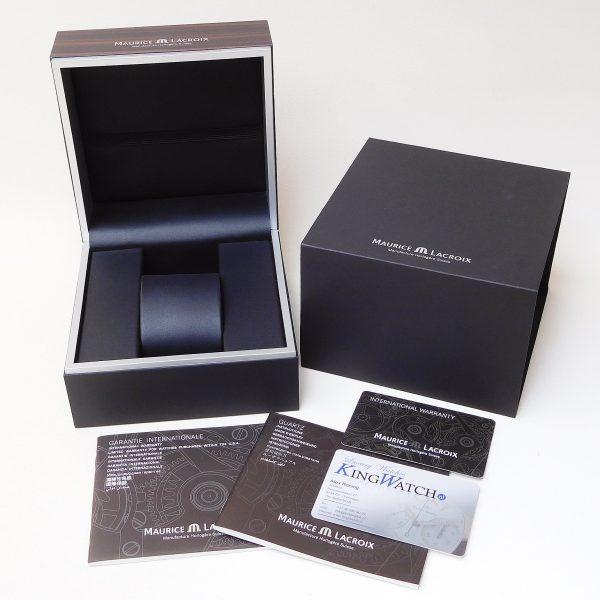 Maurice Lacroix Les Classiques Quartz Box Manual
