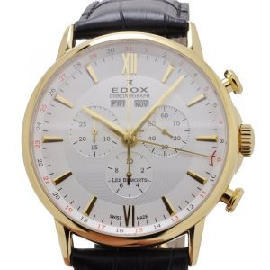 Edox Les Bemonts Chronograph Complication 10501 37J AID-1