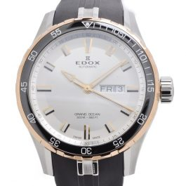 Edox Grand Ocean Chronograph Day Date 88002-357RCA-AIR