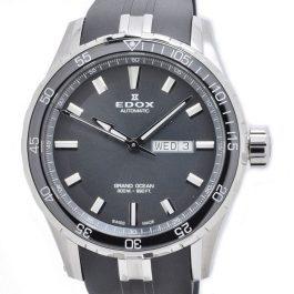 Edox Grand Ocean Chronograph Day Date 88002-3CA-NIN-1