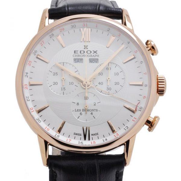 Edox Les Bemonts Chronograph Complication 10501 37R AIR