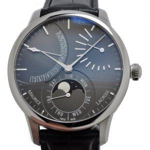 Maurice Lacroix Masterpiece LUNE Retrograde Uhr MP6528