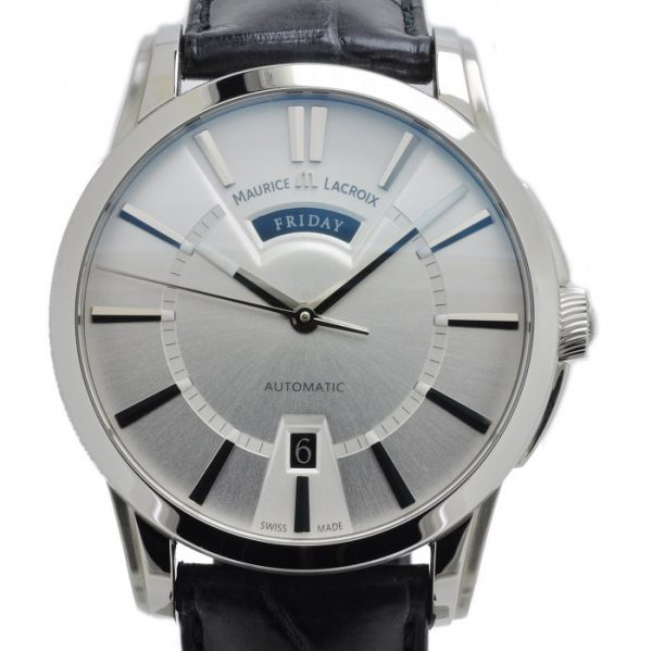 Maurice Lacroix Pontos Day Date Horloge PT6158-SS001-13E