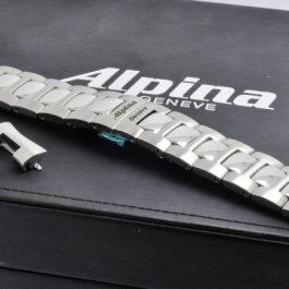 Alpina Watch steel strap