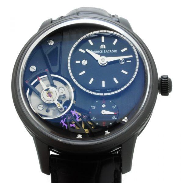 Maurice Lacroix Masterpiece Gravity Watch MP6118-PVB01-330