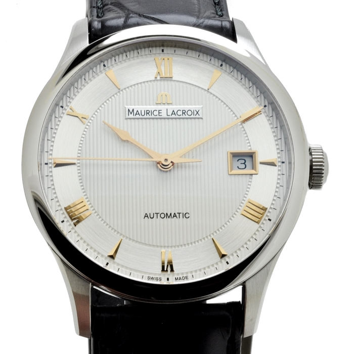 Maurice Lacroix Masterpiece MP6407-SS001-110