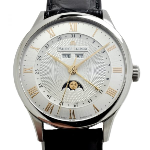 Maurice Lacroix Masterpiece Tradition Phases de Lune MP6607-SS001-111