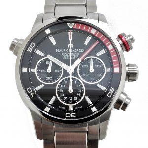 Maurice Lacroix Pontos S Chronograph PT6018-SS002-330 Horloge