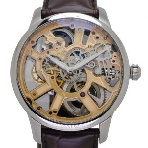 Maurice Lacroix Masterpiece Squelette New Design MP7228-SS001-001