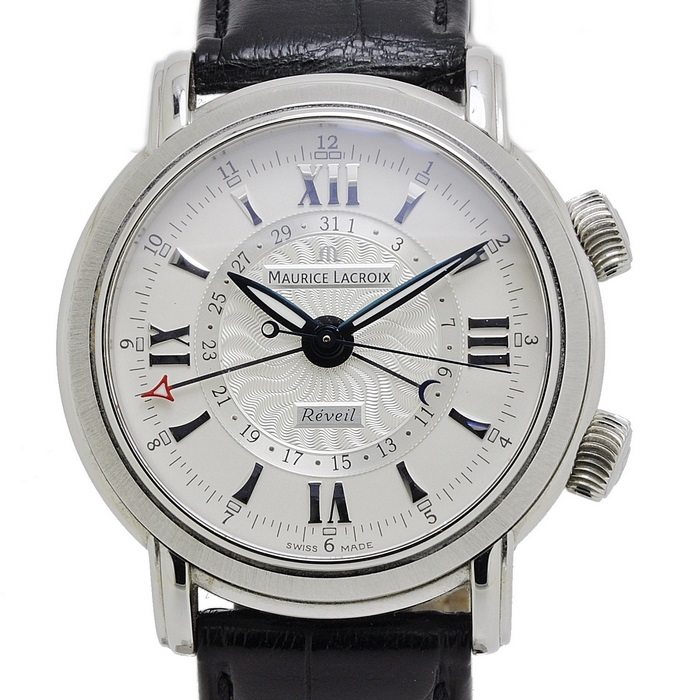 d857ba3413 Maurice Lacroix Master Reveil MP7118 LIMITED EDITION watch