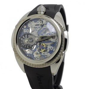 Azimuth Spaceship Predator 2.0 Blue Watch