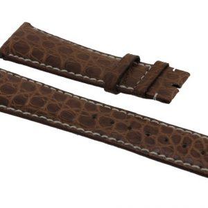 Hadley Roma horlogeband Kroko Croko 24 mm ABR02C