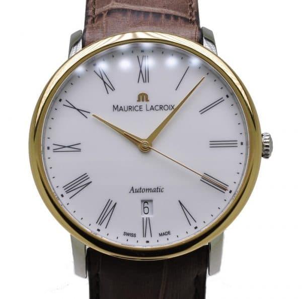 Maurice Lacroix Les Classiques Automatic Watch LC6067-PS101-110b