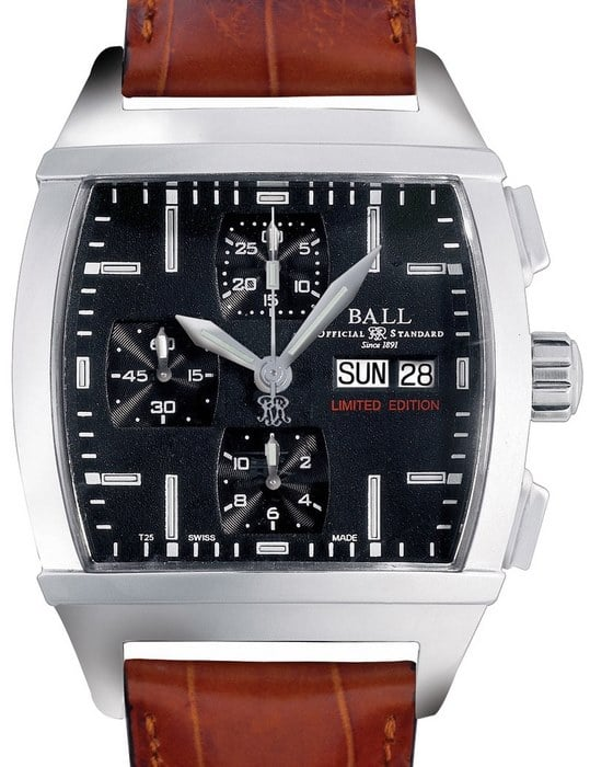 Ball-Conductor-Chronograph-Automatic-Limited-Edition-Watch-CM1068D-LJ-BK