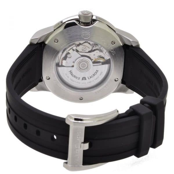 Maurice Lacroix Pontos Chronographe PT6188-SS001-132 Horloge