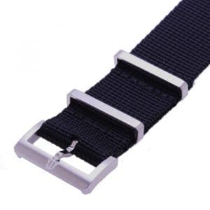 Maurice Lacroix PT6008-PT6018-Pontos-S-22-mm-strap-band-BLACK