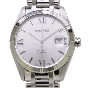 Eberhard-Co.-Aquadate-41015-Automatic Watch