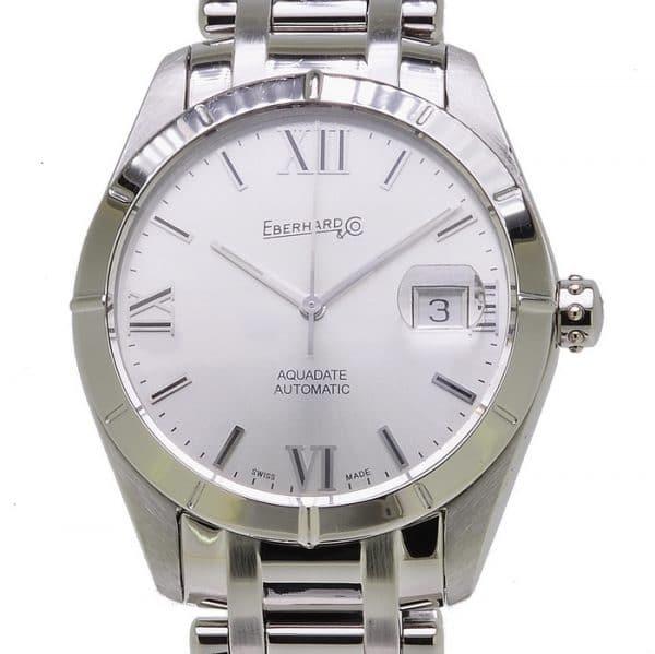 Eberhard-Co.-Aquadate-41015-Automatic Watch