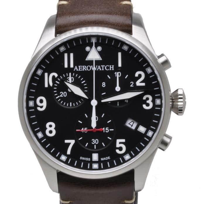 Aerowatch-Les-Grandes-Classiques-Chrono-Pilot-A-79990-AA03-Watch